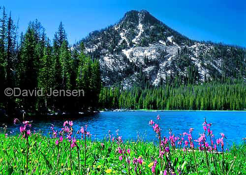 Return to Oregon Lakes Page · Return to Mountains Page